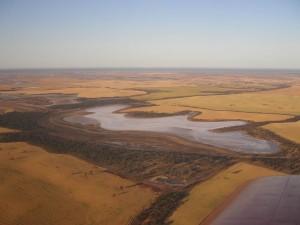 Mildura salt lakes 2