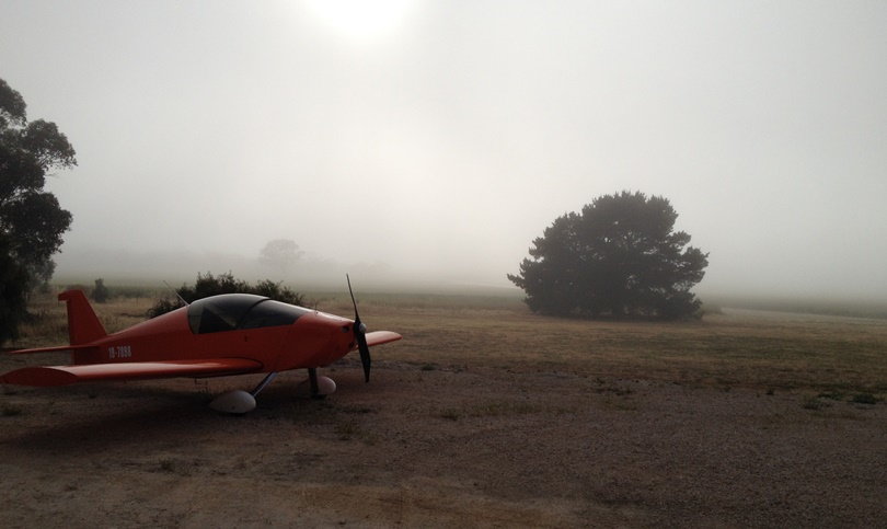 Sonex in fog