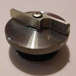 Fuel cap - no lock