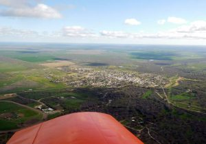 Walgett on the Darling River